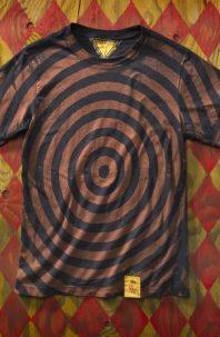 Concentric Black T-Shirt