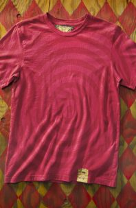 Concentric Red T-Shirt