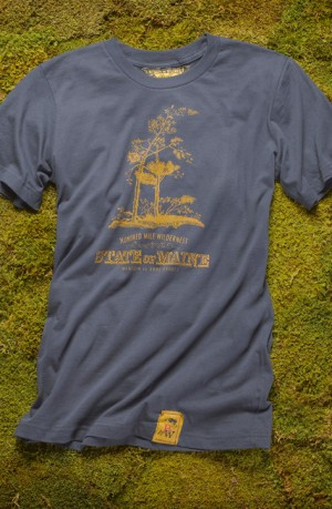 100 Mile Wilderness T-Shirt