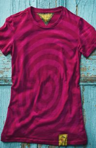 Concentric Wine T-Shirt