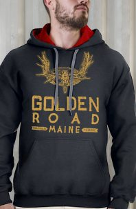 Golden Road Hoodie