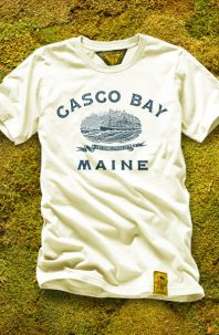 Casco Bay, Get Some Steam Up! T-Shirt