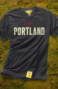 Portland Maine Resurgam T-Shirt